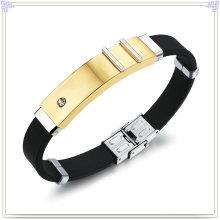 Bracelete de borracha bracelete pulseira de silicone pulseira (lb222)