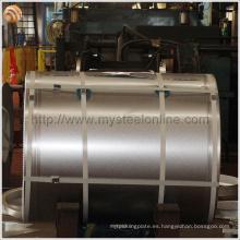 ASTM A792M DX51D + AZ / SGLCC G550 AZ150 Hoja de cubierta de alta resistencia de Galvalume en bobina con precio bajo