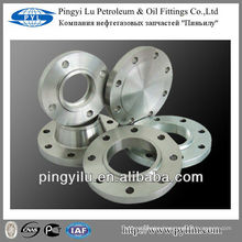 different standards of flanges with good quality