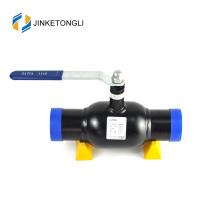 JKTL2B033 réservoir d'eau cf8m 1000wog bouteille à boisseau en métal en acier inoxydable