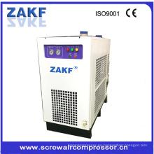 Presión de entrada 0.4 ~ 1.3mpa 2.4Nm3 freeze deshumidificador de aire seco mejor secador de aire