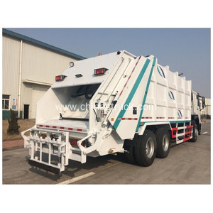 ISUZU CE GarbageTruck With 20M3 Box