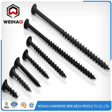 Top Quality for Coarse Thread Screws black or grey phosphated Drywall Screw export to Uganda Factory