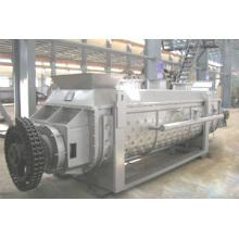 Oar Blade Dryer For Granule Material