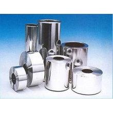 Folha de alumínio comum