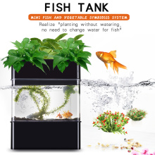 Water Garden Fish Tank Plant Aquaponics