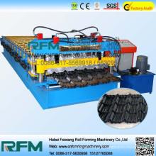 Fonctionnalités FX de la machine de fabrication de tuiles glacées