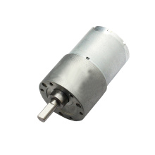 Permanent Magnet Micro DC Gear Motor 12V