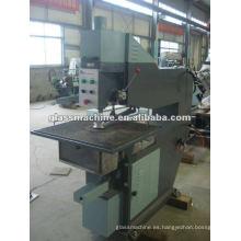 YZZT-Z-220 máquina de taladro de cristal con diámetro de perforación 4-220mm