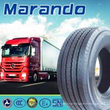 China Tire pneus de 265 / 75R19.5 18Ply TBR que conduzem o teste padrão e os pneumáticos do reboque do teste padrão de direção