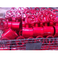 Cast Iron Grooved End Butterfly Valve DN50-DN200