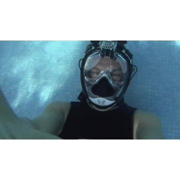 Arrivals Deep Sea Diving Equipment Full Face Mask