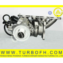 USED FOR A U D I A6 2.0T TURBO MANIFOLD
