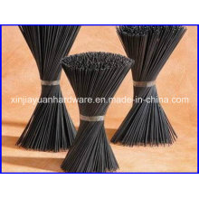 High Quality Straight Black Annealed Cut Wire