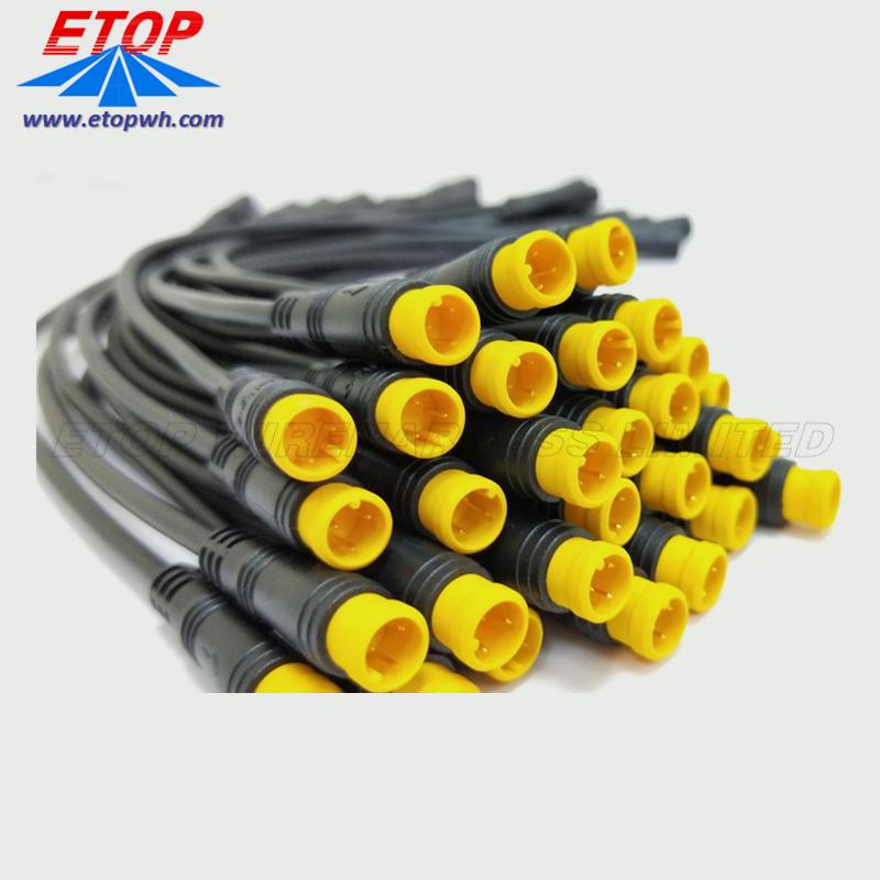 mini-B signal connectors