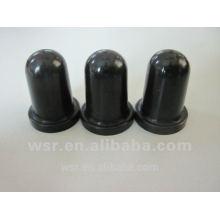 molded epdm rubber cap