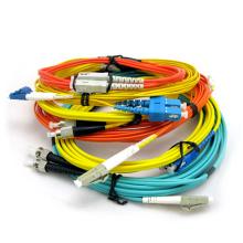 Sc / LC / FC / St cable de fibra óptica patch patch