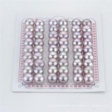 Модный фиолетовый цвет Nice Natural Loose Beads