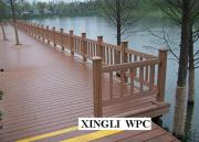 Wood&Plastic Composite Decking (WPC Decking) (WPC4)