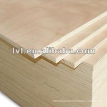 wood veneer Plywood for furniture part used