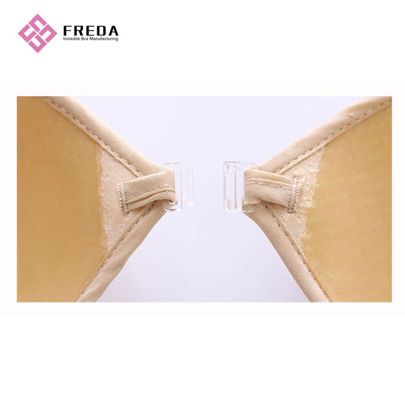 Classical Push Up Strapless Bra