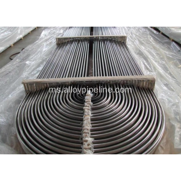 S30403 S31603 Stainless Steel U Bend Tube dikimpal