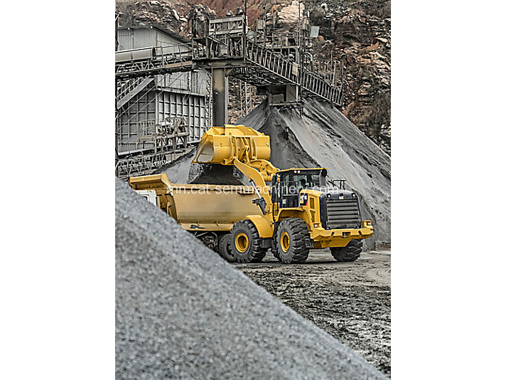 Хүнд 6Ton Cat Wheel Loader