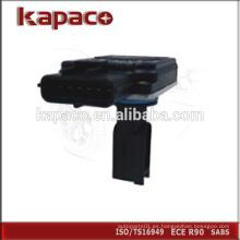 Medidor de flujo de aire de masa Kapaco 7.22184.06.0 1L5F12B579AB para FORD Mondeo Focus