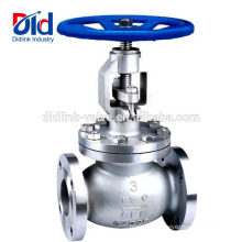 Stop Assembly Ball Body Bonnet Component Construction Cutaway Design Deutsch Ansi Ss Globe Valve Type