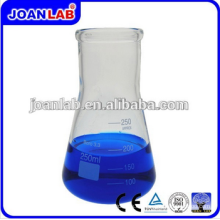 JOAN Cristalería de laboratorio Vidrio borosilicato 100ml Erlenmeyer Frasco