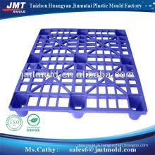 Molde de injeção paletes de plástico, molde de injeção da pálete de empilhamento