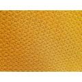 Tissu tricoté en polyester pour maille