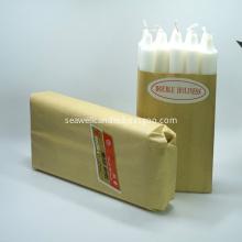 Source Factory Bulk White Stick Candles