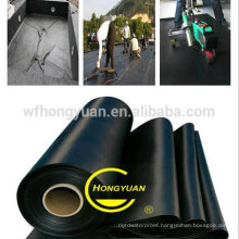 High Quality Anti -UV EPDM Rubber Waterproof Sheet with ISO