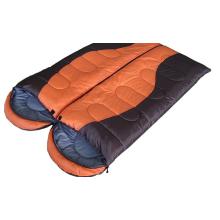 Envelope double sleeping bag
