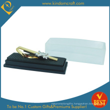 Tie Clips for Man/Tie Clip with Golden Plating (JN-L09)