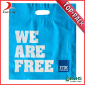 Personalized Die Cut Plastic Bag with Logo