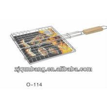 Barbacoa metálica ec-friendly, churrasqueira