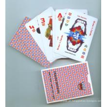 Pôquer Promocional de PVC / Papel com Preço Competitivo