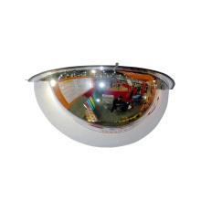 KL 180 Degree Indoor Acrylic Half Dome Convex Mirror Safety Spherical Mirror, Wide Angle Convex Mirror/
