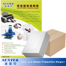 Light Color Thermal Transfer Paper Heat Press Printing Paper