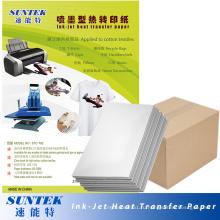 Светлый Цвет Термотрансферные Бумаги Тепла Печать Бумага