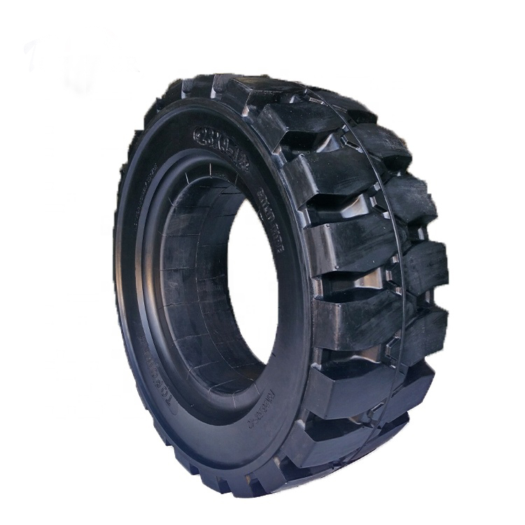 Cheap Forklift Parts Solid Wheel Tire 23x9 12 For Linde