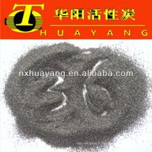 Alumine fondue marron pour le soufflage de sable avec le grain F20-F80