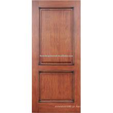 projeto de porta de madeira de Carvalho 2-painel