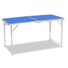 New design outdoor folding camp table portable picnic table for leisure time