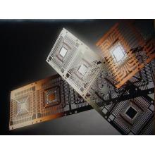 Uniform Lead Frame Arrangement IC Lead Frame