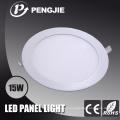 15W белый свет светодиодные панели (круглые)