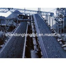 Correia transportadora da borracha Ep / Polyester Mining