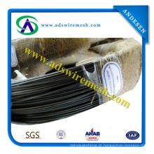 Fio preto / fio de ferro recozido com alta qualidade e melhor preço (fábrica real)